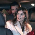 Laetitia Casta dimentica Accorsi, a Milano col nuovo fidanzato Lorenzo Durante