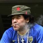 Maradona, spunta un secondo figlio segreto: l'ex moglie Veronica è ancora incinta