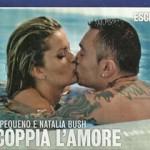 Gue Pequeno e Natalia Bush, l'amore continua: pomeriggio hot nella spa a Milano