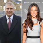 Il principe Andrea e l'ex di George Clooney,  smentite le voci sul loro fidanzamento