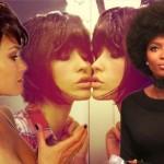 Da Belen Rodriguez a Naomi Campbell, tutte con la parrucca in testa