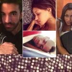 Raffaella Fico e Mario Balotelli, selfie d'amore con… i nuovi partner