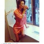 """Claudia Galanti, beve la placenta dopo  il parto: """"Il meglio me lo dà il mio corpo"""""""