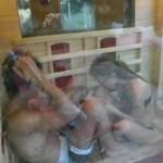 Grande Fratello 13, Chicca tenta Giovanni  in sauna… è bacio?