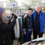 Lele Mora, agente dei vip ai servizi sociali: vende abiti usati al mercatino -Foto