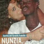 """GF13, la fidanzata di Samba: """"Dopo il reality  mi porterà in Africa a conoscere la famiglia"""""""