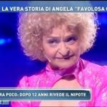 Angela Favolosa Cubista rivede il nipote dopo dodici anni