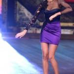 """Belen Rodriguez, sexy ritorno  in tv sul palco di """"Colorado"""" -Foto"""