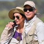 George Clooney si è fidanzato con Amal