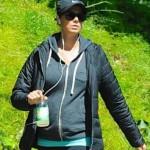 Stacy Keibler incinta dopo l'addio a George