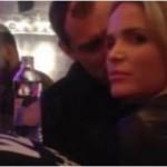 Jude Law completamente ubriaco a Budapest:  due di picche dalla coniglietta di Playboy