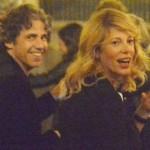 Alessia Marcuzzi e Paolo Calabresi, dopo  la cena vanno a casa di lui-Foto