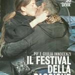 """Pif e Giulia Innocenzi, baci hot a Roma:  """"Per me quasi un matrimonio""""-Foto"""