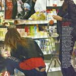Melissa, shopping da mamma in Germania   con l'ex gieffina Simona Salvemini -Foto