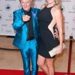 Rod Stewart festeggia 70 anni
